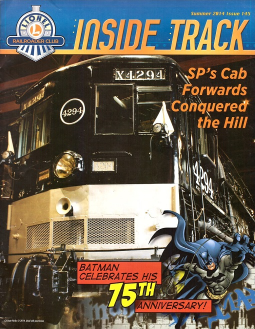 LRRC Inside Track Issue #145